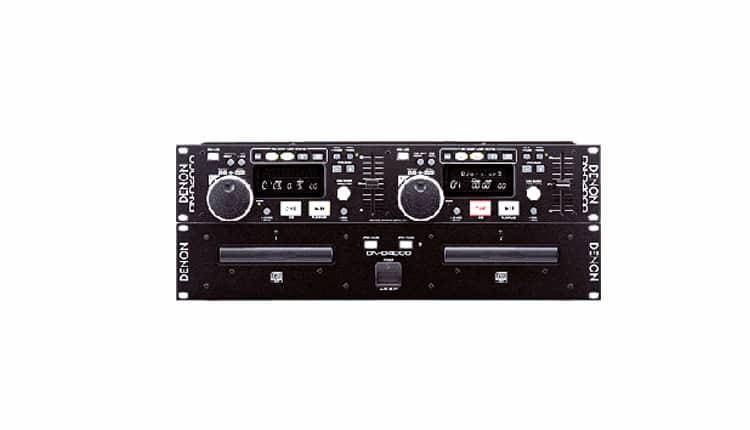 Denon DN 4500 Doppel-CD-Player mieten